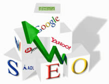 search engine optimisation services (SEO)